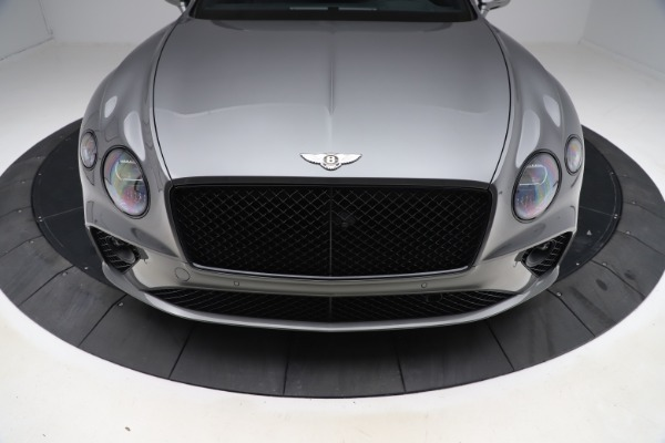 New 2020 Bentley Continental GT W12 for sale $283,305 at Pagani of Greenwich in Greenwich CT 06830 13