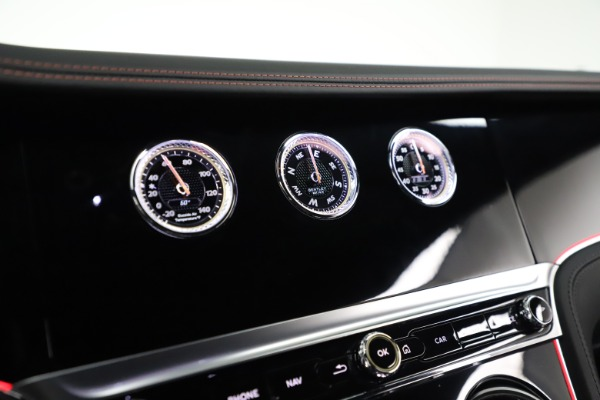 Used 2020 Bentley Continental GT W12 for sale $269,900 at Pagani of Greenwich in Greenwich CT 06830 24