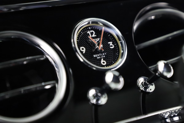 Used 2020 Bentley Continental GT W12 for sale $269,900 at Pagani of Greenwich in Greenwich CT 06830 25