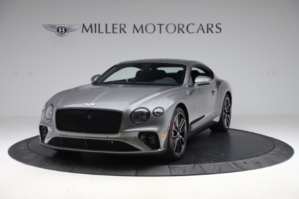 New 2020 Bentley Continental GT W12 for sale $283,305 at Pagani of Greenwich in Greenwich CT 06830 1