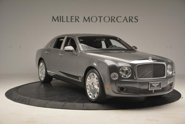 Used 2011 Bentley Mulsanne for sale Sold at Pagani of Greenwich in Greenwich CT 06830 11
