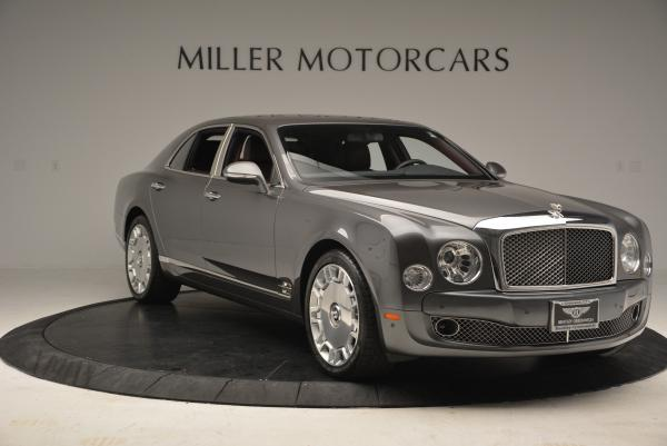 Used 2011 Bentley Mulsanne for sale Sold at Pagani of Greenwich in Greenwich CT 06830 12