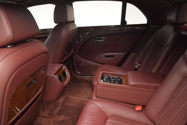 Used 2011 Bentley Mulsanne for sale Sold at Pagani of Greenwich in Greenwich CT 06830 18