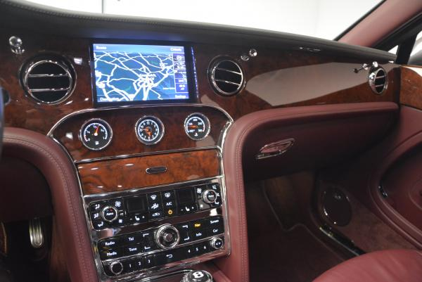 Used 2011 Bentley Mulsanne for sale Sold at Pagani of Greenwich in Greenwich CT 06830 21
