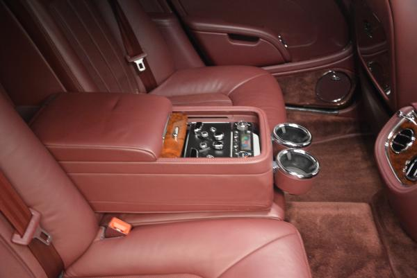 Used 2011 Bentley Mulsanne for sale Sold at Pagani of Greenwich in Greenwich CT 06830 25
