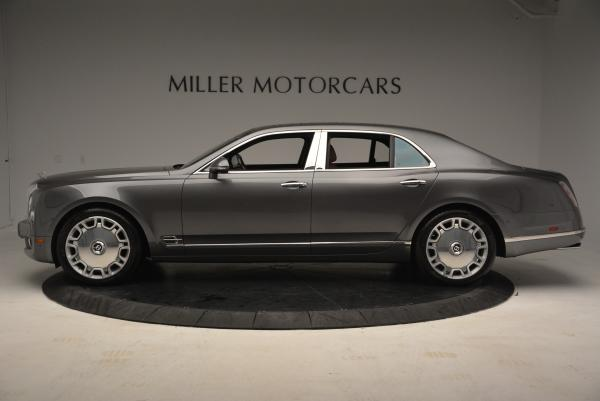 Used 2011 Bentley Mulsanne for sale Sold at Pagani of Greenwich in Greenwich CT 06830 3