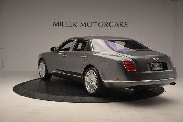 Used 2011 Bentley Mulsanne for sale Sold at Pagani of Greenwich in Greenwich CT 06830 5