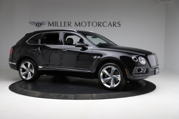 Used 2017 Bentley Bentayga W12 for sale $139,900 at Pagani of Greenwich in Greenwich CT 06830 10