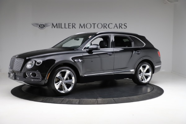Used 2017 Bentley Bentayga W12 for sale $139,900 at Pagani of Greenwich in Greenwich CT 06830 2