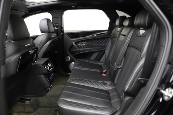 Used 2017 Bentley Bentayga W12 for sale $139,900 at Pagani of Greenwich in Greenwich CT 06830 22
