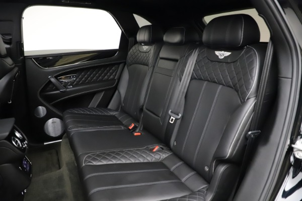 Used 2017 Bentley Bentayga W12 for sale $139,900 at Pagani of Greenwich in Greenwich CT 06830 23