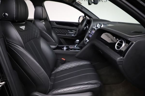 Used 2017 Bentley Bentayga W12 for sale $139,900 at Pagani of Greenwich in Greenwich CT 06830 26