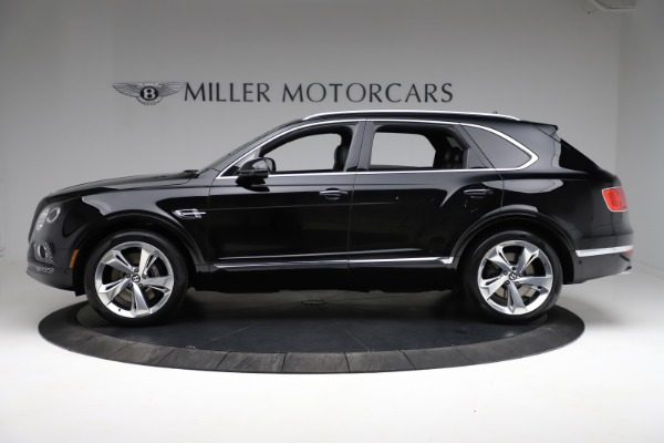 Used 2017 Bentley Bentayga W12 for sale $139,900 at Pagani of Greenwich in Greenwich CT 06830 3