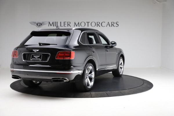 Used 2017 Bentley Bentayga W12 for sale $139,900 at Pagani of Greenwich in Greenwich CT 06830 7