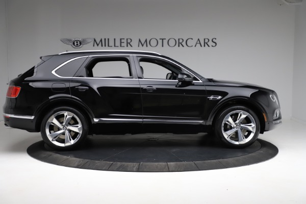 Used 2017 Bentley Bentayga W12 for sale $139,900 at Pagani of Greenwich in Greenwich CT 06830 9