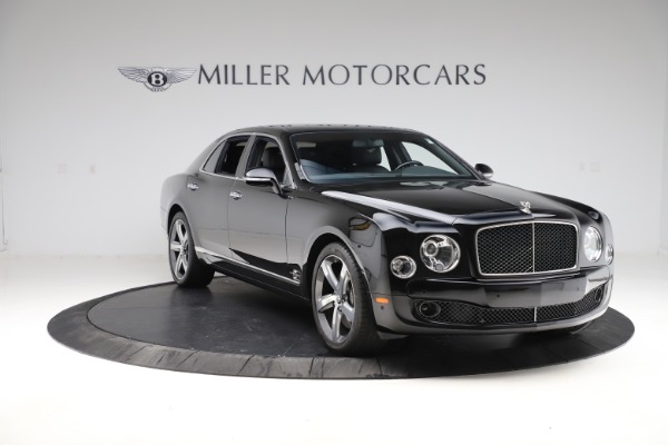 New 2016 Bentley Mulsanne Speed for sale $157,900 at Pagani of Greenwich in Greenwich CT 06830 10