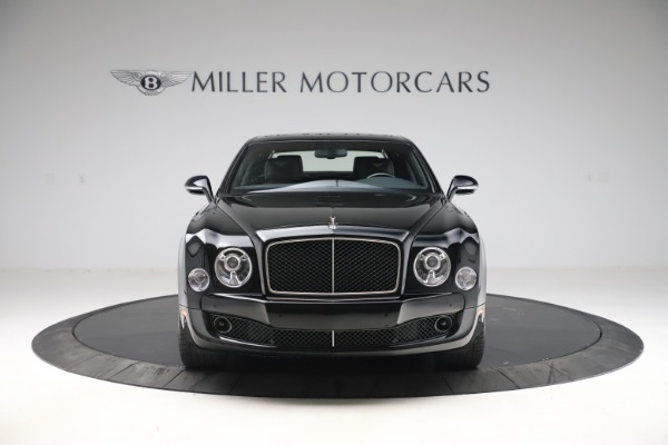 New 2016 Bentley Mulsanne Speed for sale $157,900 at Pagani of Greenwich in Greenwich CT 06830 11