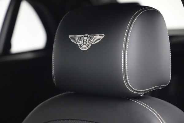 New 2016 Bentley Mulsanne Speed for sale $157,900 at Pagani of Greenwich in Greenwich CT 06830 19