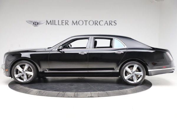 Used 2016 Bentley Mulsanne Speed for sale $156,900 at Pagani of Greenwich in Greenwich CT 06830 2