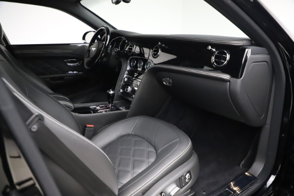 Used 2016 Bentley Mulsanne Speed for sale $156,900 at Pagani of Greenwich in Greenwich CT 06830 26