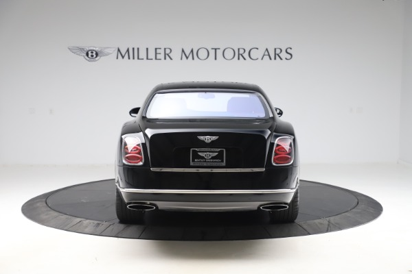New 2016 Bentley Mulsanne Speed for sale $157,900 at Pagani of Greenwich in Greenwich CT 06830 5