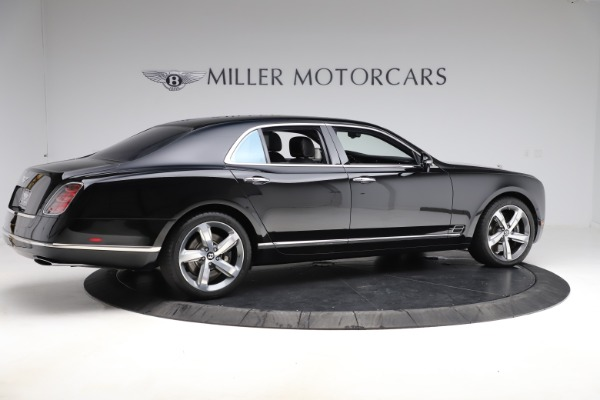 New 2016 Bentley Mulsanne Speed for sale $157,900 at Pagani of Greenwich in Greenwich CT 06830 7