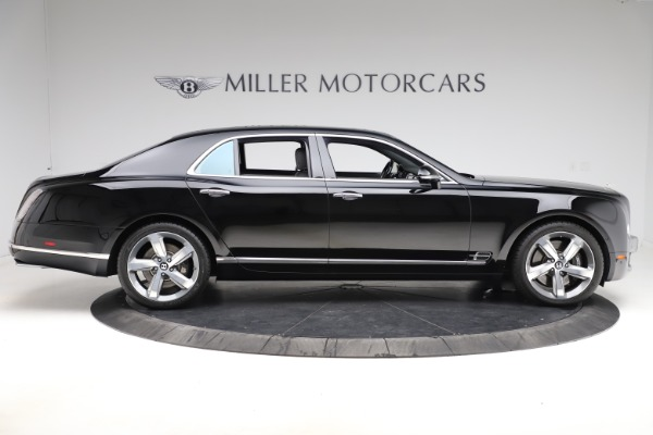 New 2016 Bentley Mulsanne Speed for sale $157,900 at Pagani of Greenwich in Greenwich CT 06830 8