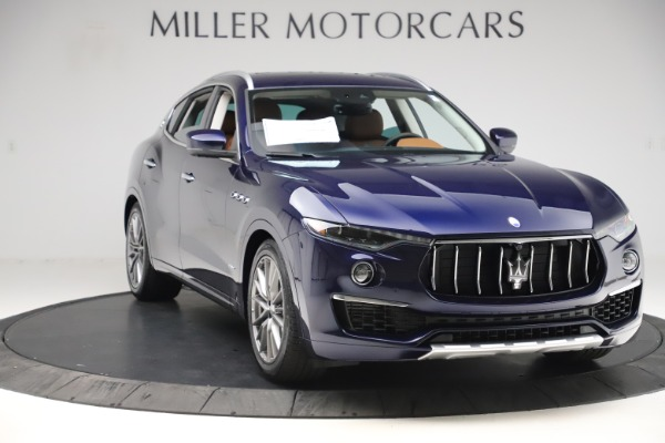 New 2020 Maserati Levante S Q4 GranLusso for sale $96,785 at Pagani of Greenwich in Greenwich CT 06830 11