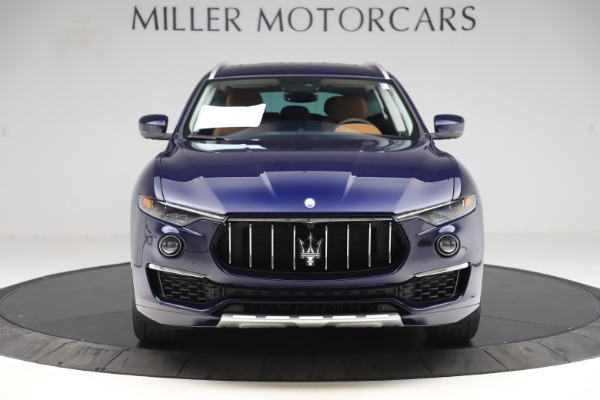 New 2020 Maserati Levante S Q4 GranLusso for sale $96,785 at Pagani of Greenwich in Greenwich CT 06830 12