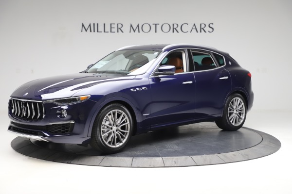 New 2020 Maserati Levante S Q4 GranLusso for sale $96,785 at Pagani of Greenwich in Greenwich CT 06830 2