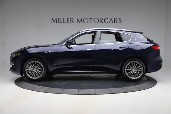 New 2020 Maserati Levante S Q4 GranLusso for sale $96,785 at Pagani of Greenwich in Greenwich CT 06830 3