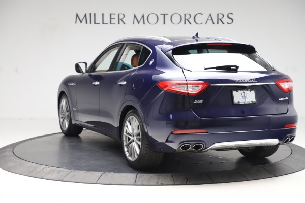 New 2020 Maserati Levante S Q4 GranLusso for sale $96,785 at Pagani of Greenwich in Greenwich CT 06830 5