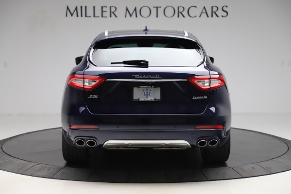 New 2020 Maserati Levante S Q4 GranLusso for sale $96,785 at Pagani of Greenwich in Greenwich CT 06830 6