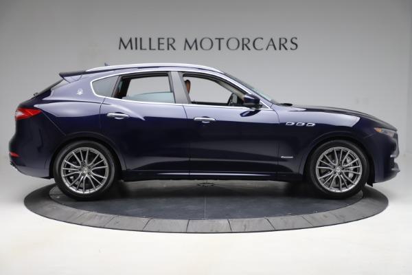 New 2020 Maserati Levante S Q4 GranLusso for sale $83,659 at Pagani of Greenwich in Greenwich CT 06830 9