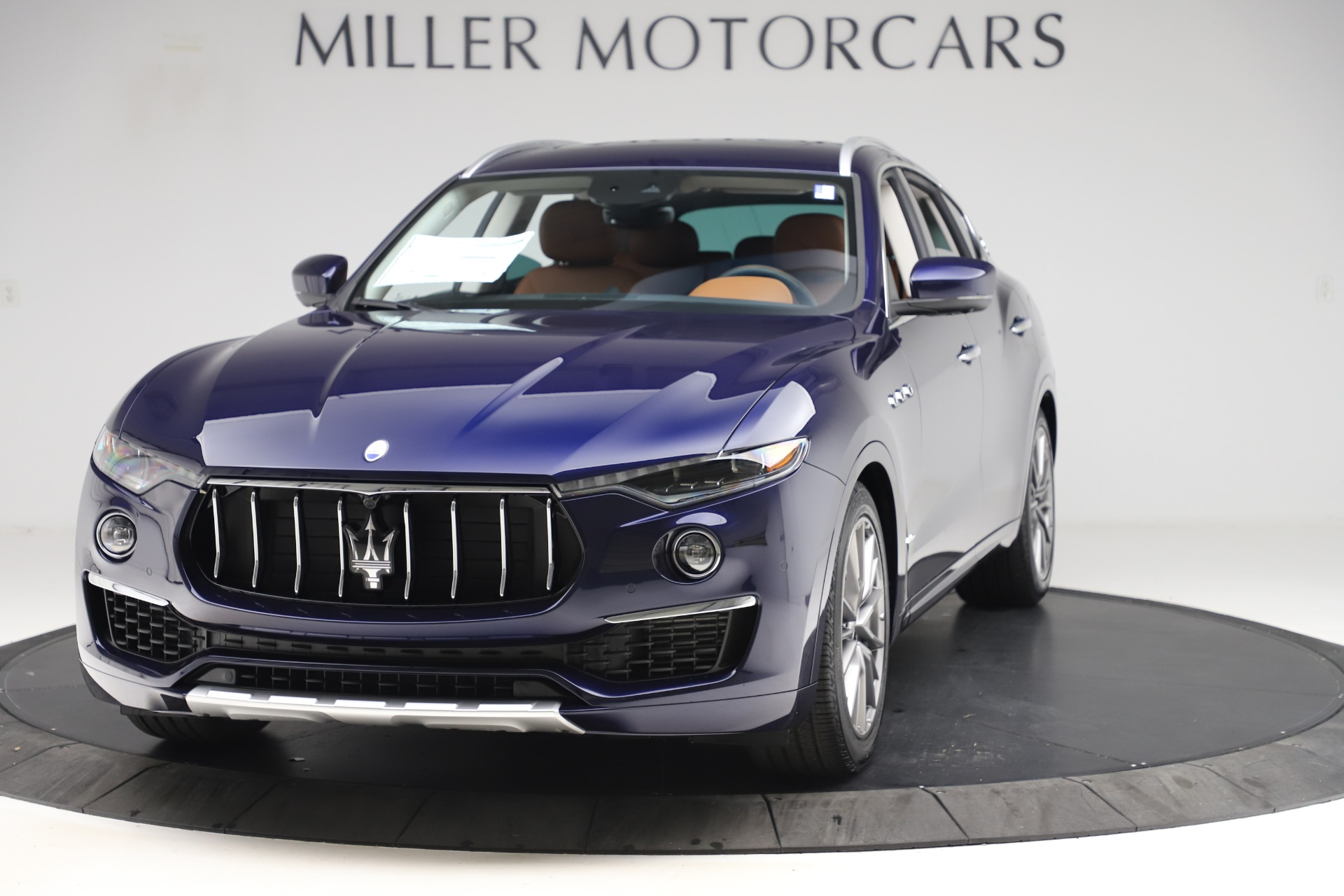 New 2020 Maserati Levante S Q4 GranLusso for sale $96,785 at Pagani of Greenwich in Greenwich CT 06830 1