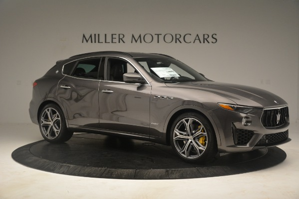 New 2020 Maserati Levante S Q4 GranSport for sale $101,585 at Pagani of Greenwich in Greenwich CT 06830 10