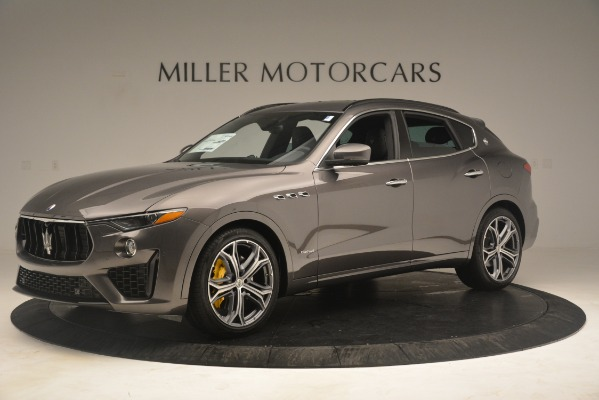 New 2020 Maserati Levante S Q4 GranSport for sale $101,585 at Pagani of Greenwich in Greenwich CT 06830 2