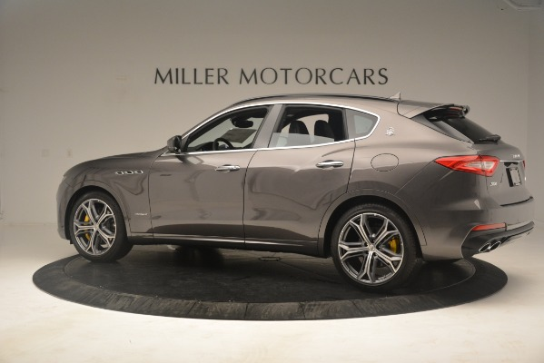 New 2020 Maserati Levante S Q4 GranSport for sale $101,585 at Pagani of Greenwich in Greenwich CT 06830 4