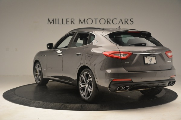 New 2020 Maserati Levante S Q4 GranSport for sale $101,585 at Pagani of Greenwich in Greenwich CT 06830 5