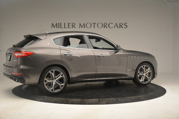 New 2020 Maserati Levante S Q4 GranSport for sale $101,585 at Pagani of Greenwich in Greenwich CT 06830 8