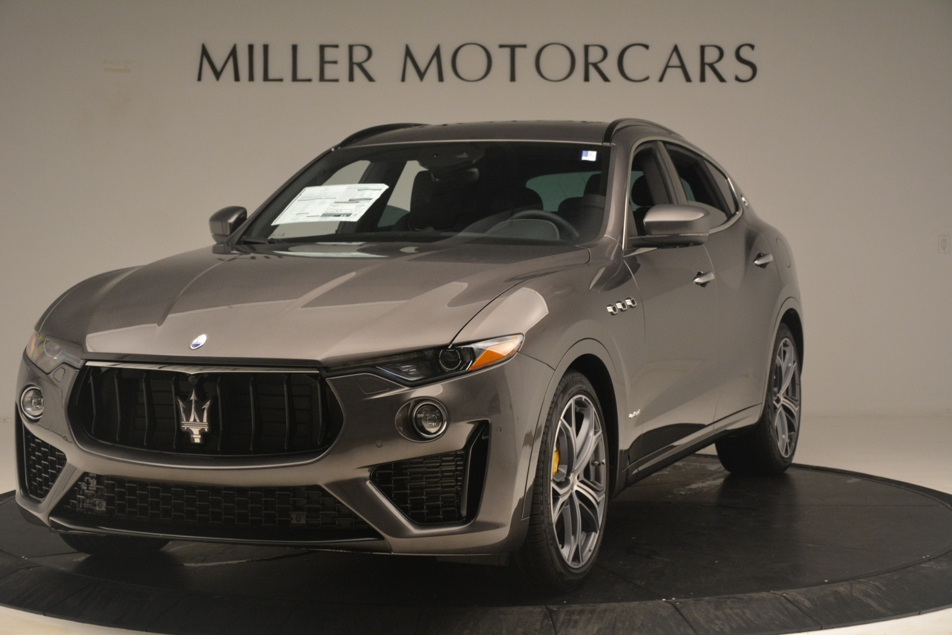 New 2020 Maserati Levante S Q4 GranSport for sale $101,585 at Pagani of Greenwich in Greenwich CT 06830 1