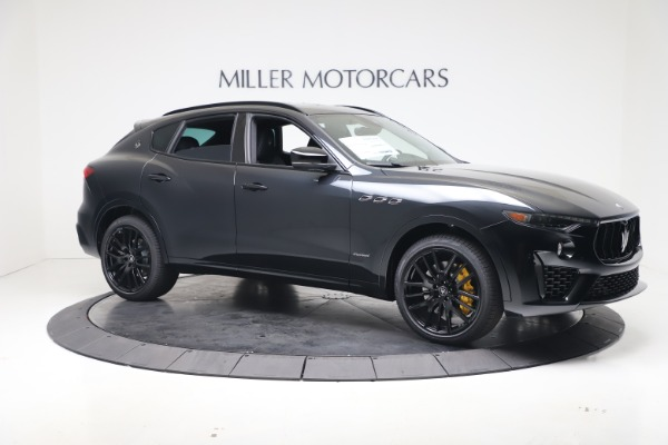 New 2020 Maserati Levante S Q4 GranSport for sale $106,585 at Pagani of Greenwich in Greenwich CT 06830 10