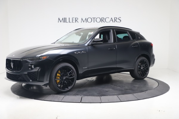 New 2020 Maserati Levante S Q4 GranSport for sale $106,585 at Pagani of Greenwich in Greenwich CT 06830 2