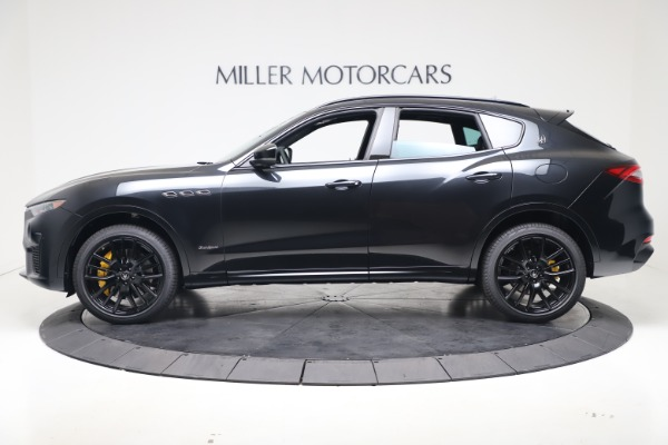 New 2020 Maserati Levante S Q4 GranSport for sale $106,585 at Pagani of Greenwich in Greenwich CT 06830 3