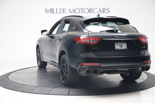 New 2020 Maserati Levante S Q4 GranSport for sale $106,585 at Pagani of Greenwich in Greenwich CT 06830 5