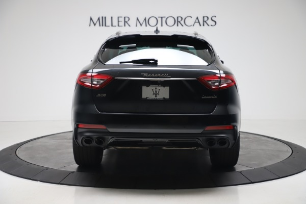 New 2020 Maserati Levante S Q4 GranSport for sale $106,585 at Pagani of Greenwich in Greenwich CT 06830 6