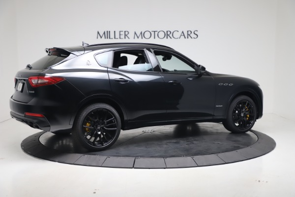 New 2020 Maserati Levante S Q4 GranSport for sale $106,585 at Pagani of Greenwich in Greenwich CT 06830 8