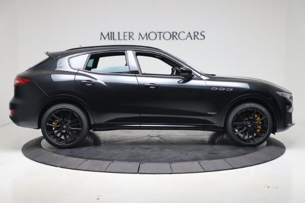 New 2020 Maserati Levante S Q4 GranSport for sale $106,585 at Pagani of Greenwich in Greenwich CT 06830 9