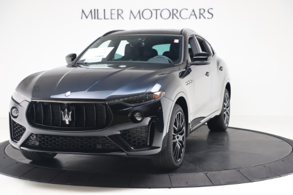 New 2020 Maserati Levante S Q4 GranSport for sale $106,585 at Pagani of Greenwich in Greenwich CT 06830 1