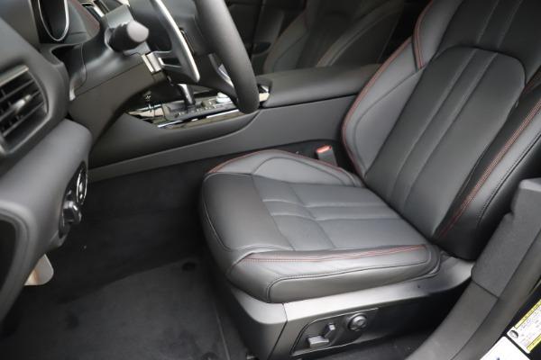 New 2020 Maserati Levante Q4 GranSport for sale $88,885 at Pagani of Greenwich in Greenwich CT 06830 15